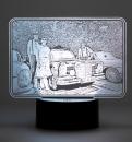 Acrylglas-Foto Querformat