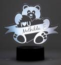 Motivlicht - Teddy