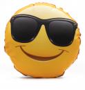 Fotokissen Smiley - Cool