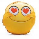 Fotokissen Smiley - Love