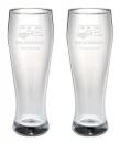 Weizenbierglas Duo - Individuell